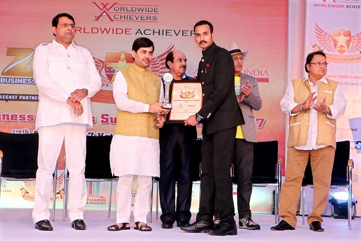 3i Planet Awarded for Best IT Professional Company in Rajasthan